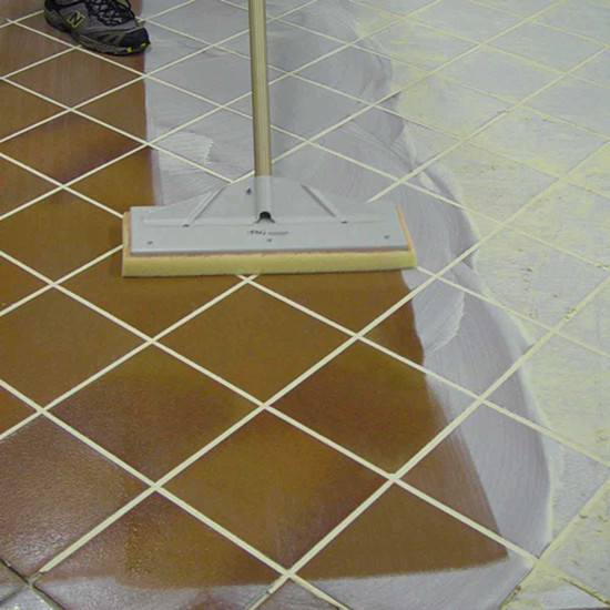 Raimondi Pedalo Grout tile clean