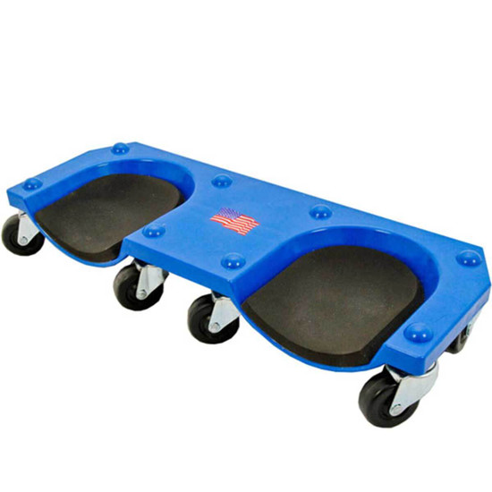 Roller Knee Pad Cart
