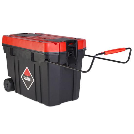 71954 Rubi Rolling Tool Box carrying handle