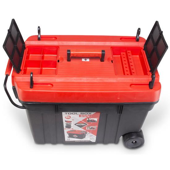 "71954 Rubi 24"" Rolling Tool Box cover box"