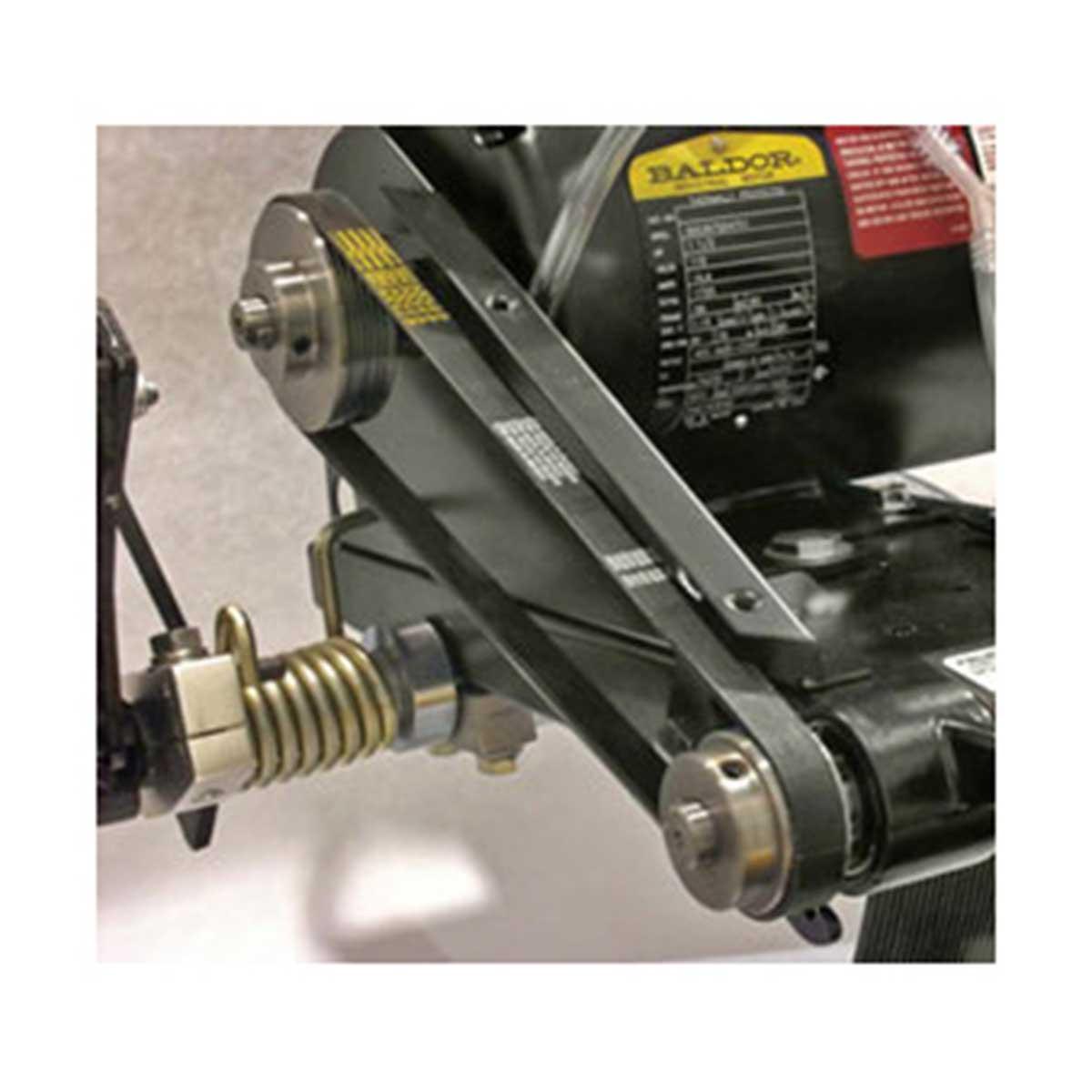 Husqvarna Tilematic Baldor high torque belt driven motor