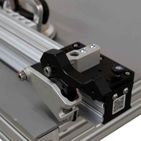 ETM Gauged Porcelain Tile Panels Rail Cutter scoring wheel