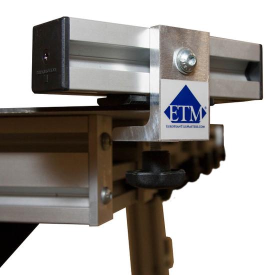 ETM-SNAP for thin panel tile breaker