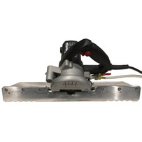 ETM-MSK2GEN 47 Degree Miter Saw, Slides on the edge of panel or next to a straight edge