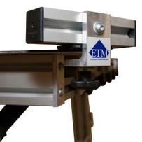 ETM-SNAP Separator Designed to partially snap each end of the panel before using ETM-EZ BREAKER/EDGE BREAKER