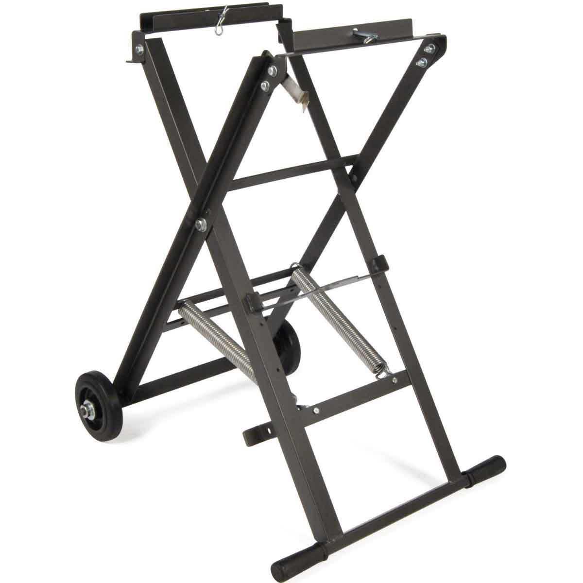 Adjustable Rolling Stand for Husqvarna Tile Saws