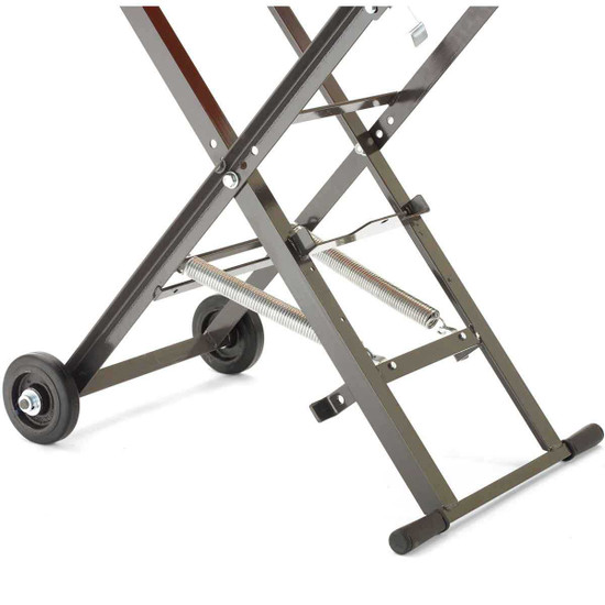 Husqvarna Tile Saw Stand Spring Loaded