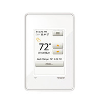 DHERT104/BW Schluter DITRA-HEAT-E WiFi Programmable Thermostat