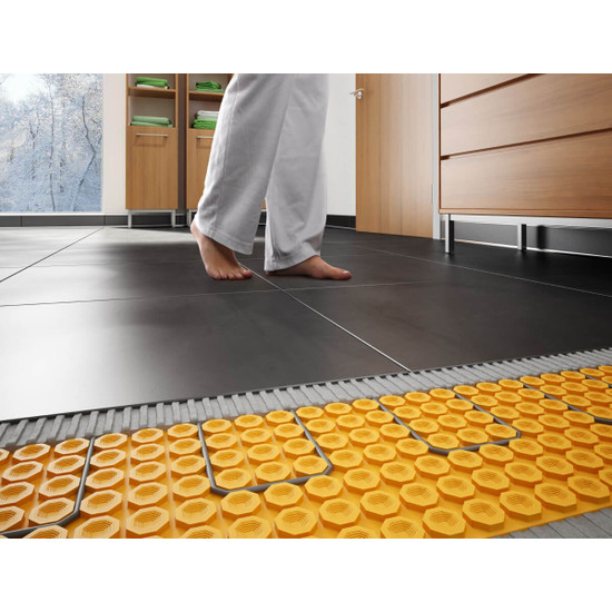 Schluter DITRA-HEAT-E-HK 240 Volt Heating Cable for larger room surface