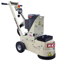 """56900 Edco Magna-Trap 10"""" Turbo Grinder 5HP, 230V, 1-phase Grinding uneven expansion joints"""