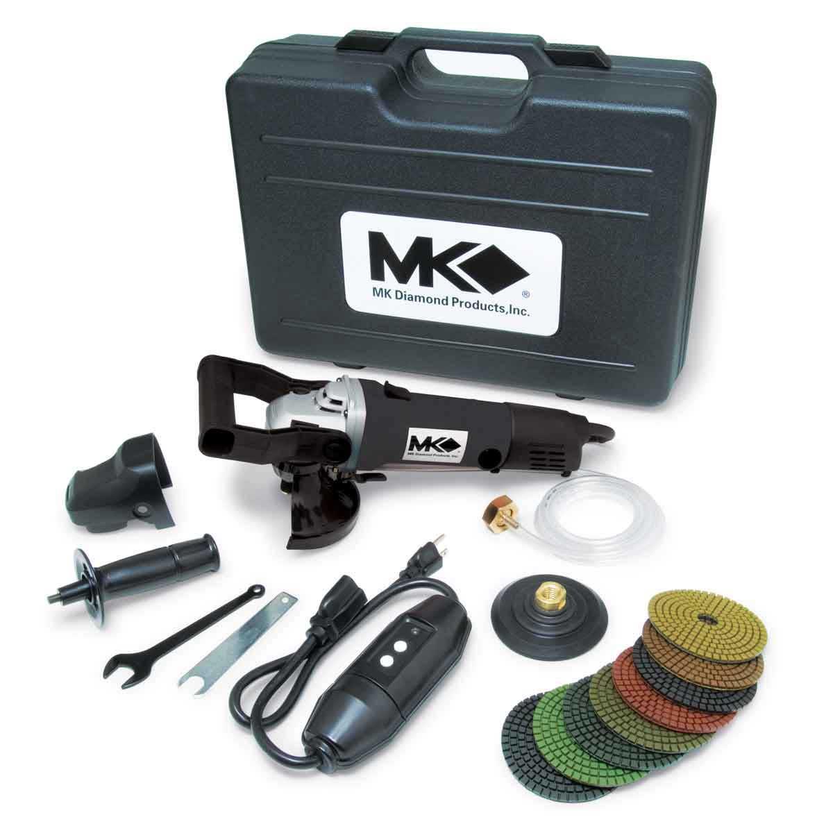 157493 MK-1503S Wet Stone Polisher Kit