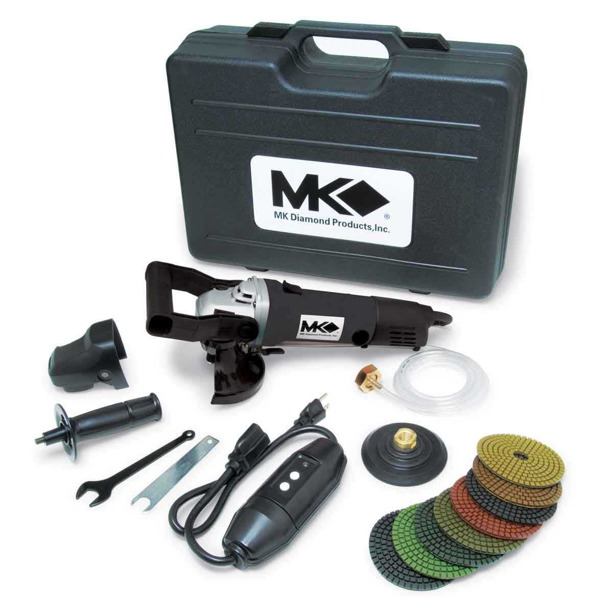 157493 MK-1503S Wet Stone Polisher Kit