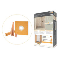 Schluter KERDI-SHOWER Waterproof Kit