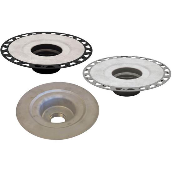 Schluter KERDI-DRAIN PVC, ABS or Stainless Steel Flange Kit