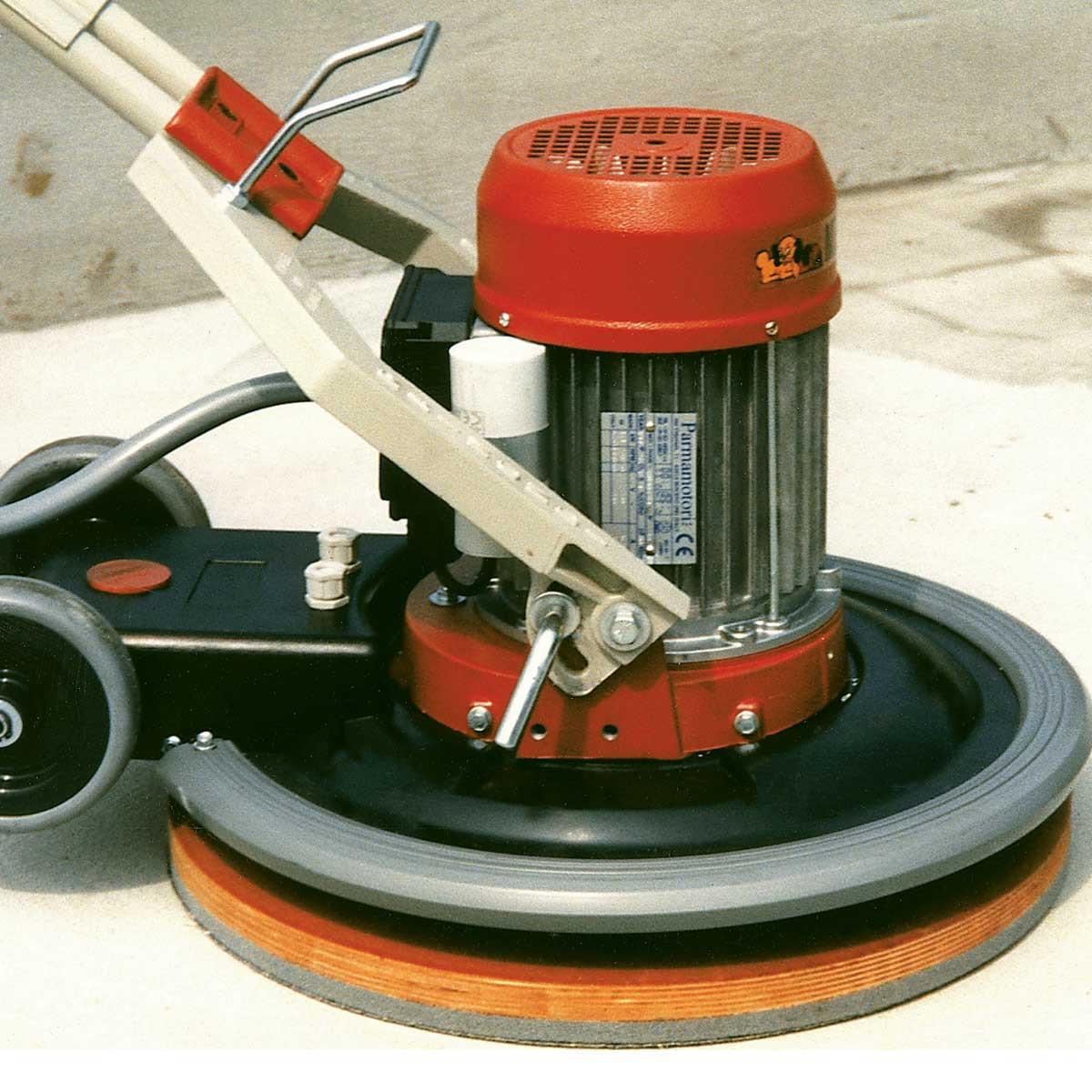 Raimondi Floor Pad Holder action