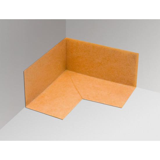 Schluter-KERDI-KERECK/-KERS-B for waterproofing inside and outside corners of KERDI, KERDI-BOARD, and DITRA assemblies