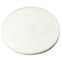 Fine White Polishing Floor Pad