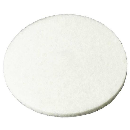 Fine White Polishing Floor Pad