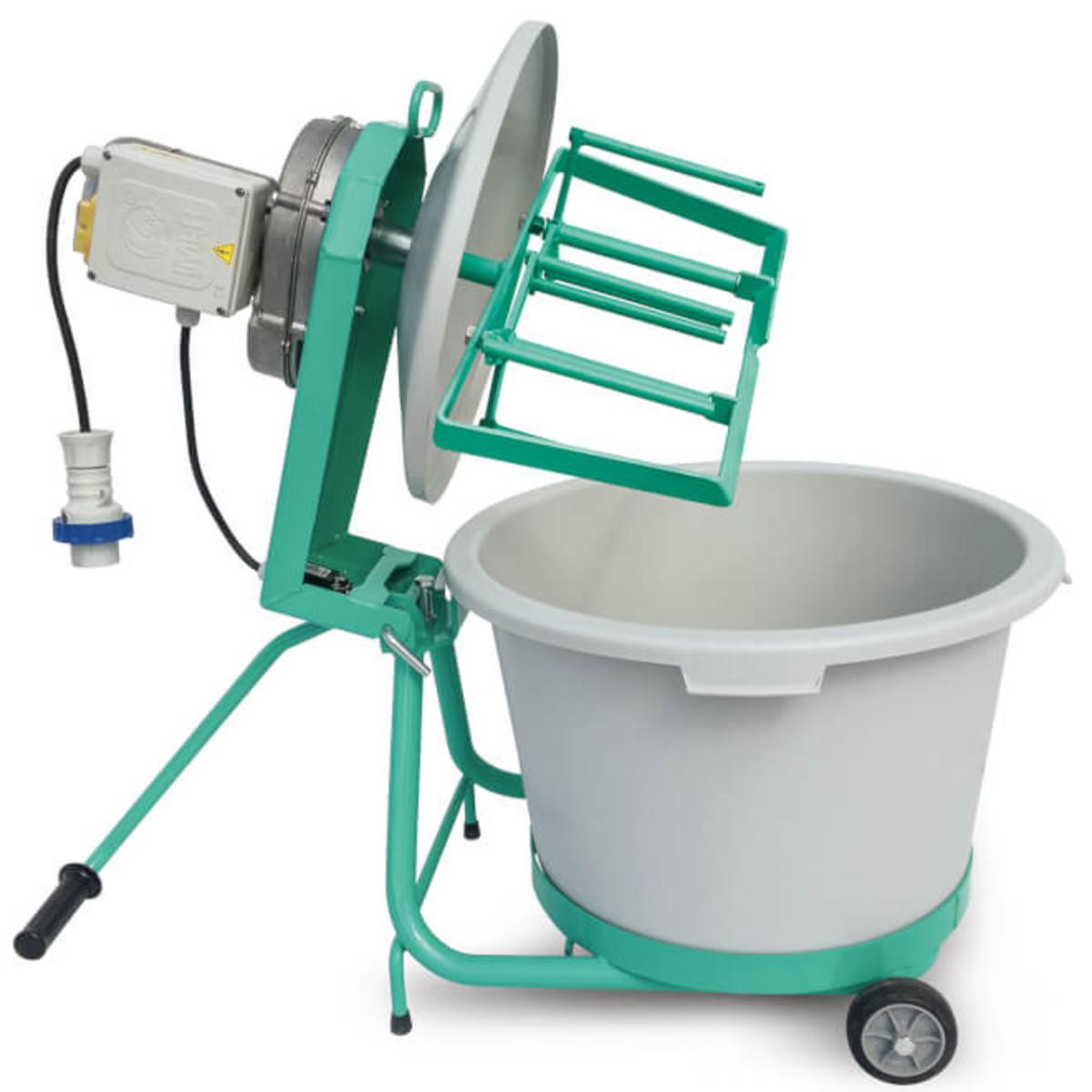 Imer Mini-Mix 60 Mortar Mixer drum