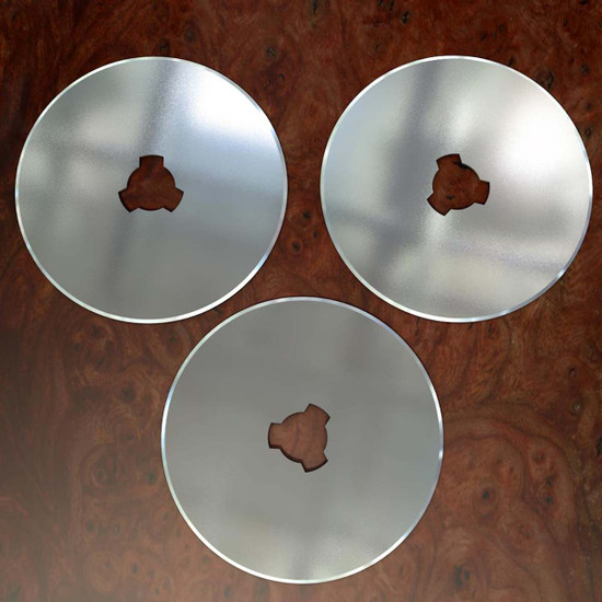 2012B Bullet Tools Cruiser Replacement Blades - 3 pack