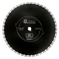 "MASQX16-125-QD-KP 16-1/2"" Q-Drive Segmented Combo Blade"