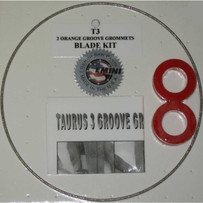 Gemini Standard Diamond Blade Kit for Taurus 3 and Apollo