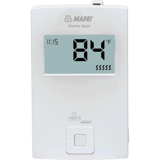 Mapeheat Thermo Basic Non-Programmable Thermostat