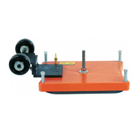 Core Bore Vacuum Plate with Wheels add on