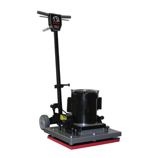 Hawk Redtail 2014-180 Orbital Floor Machine