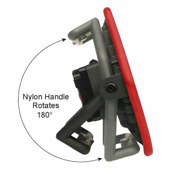 WorkStar 5200 Lumenator Jr Rotating Nylon Handle