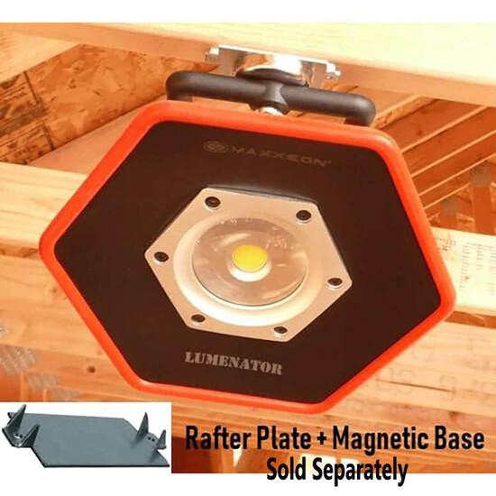 Maxxeon WorkStar 5200 Lumenator Jr with Optional Rafter Mount