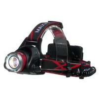 Maxxeon WorkStar 630 Technician's Rechargeable Headlamp