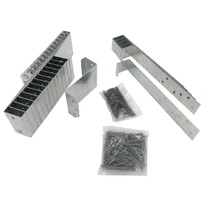 ebbe America Subfloor Lowering Kit includes screws and hangers brackets