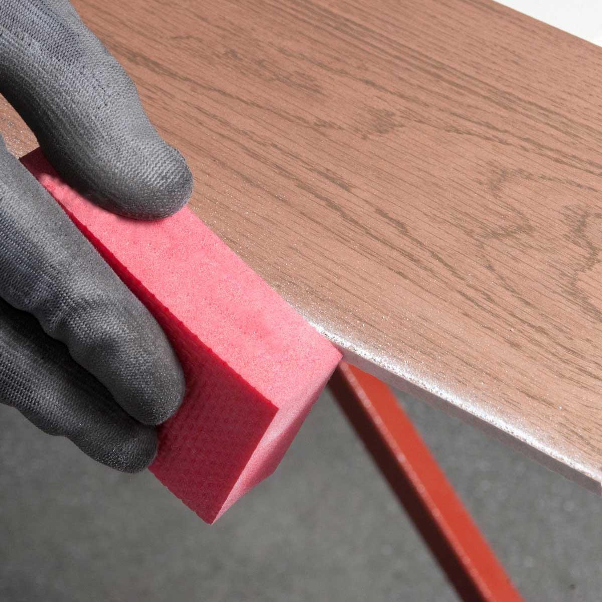 Diamond Hand Polishing Pad Kit
