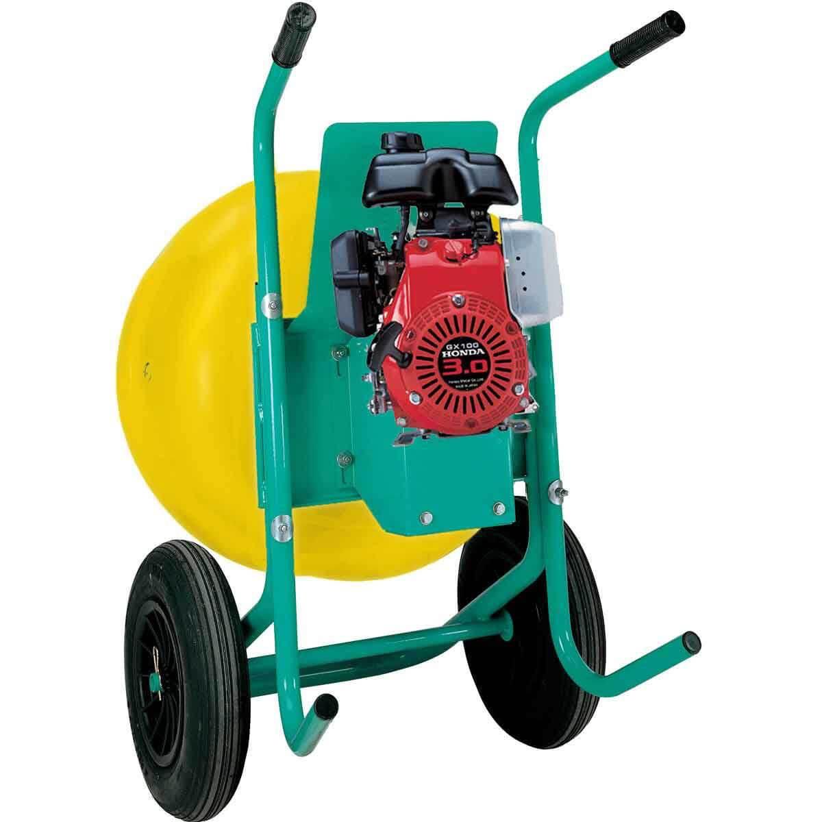 Imer Wheelman II Gas Concrete Mixer