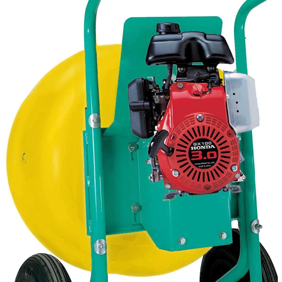 Imer Wheelman Concrete Mixer motor