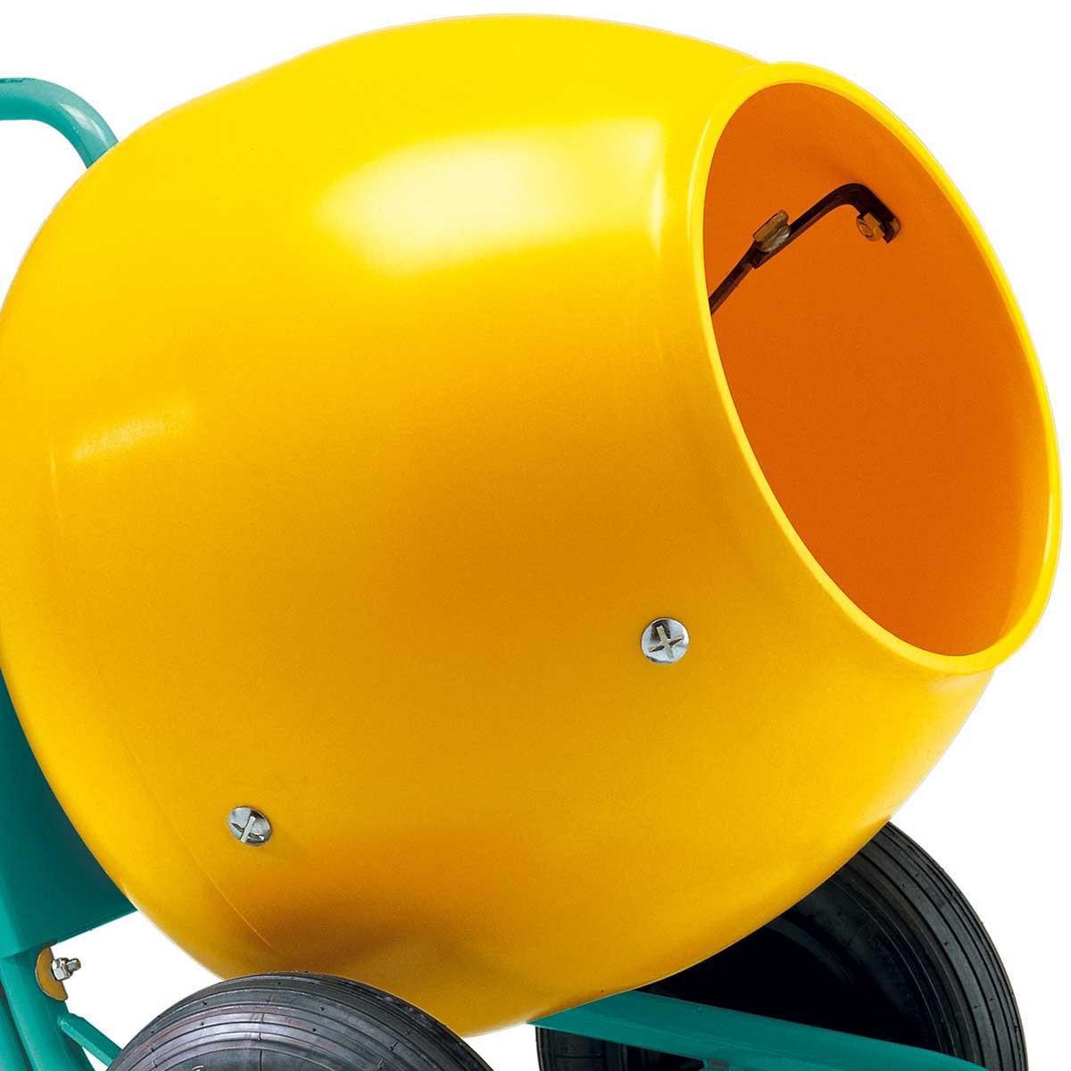 Imer Wheelman Concrete Mixer drum