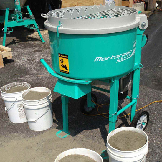 Imer Mortarman Mortar Mixer