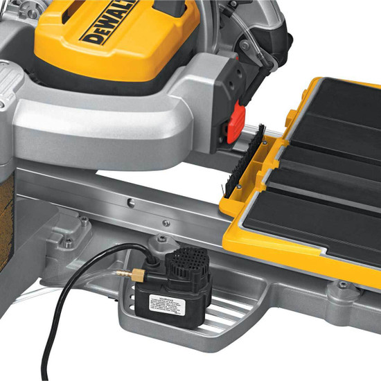 Dewalt D24000 Tile Saw water pump tray