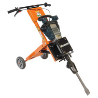 CTS10 Tile Stripper Cart