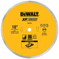 Dewalt DW4762 Wet tile saw Porcelain Blade