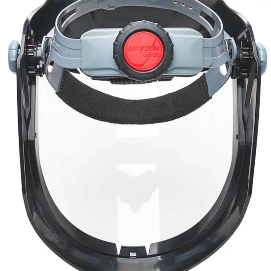 Premium 370 Speed Dial ratcheting headgear suspension