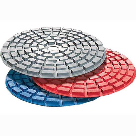 Shine-X 4 inch Triple Thick Diamond Pads