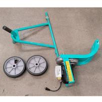 Reconditioned Imer Minuteman II 120V Portable Concrete Mixer