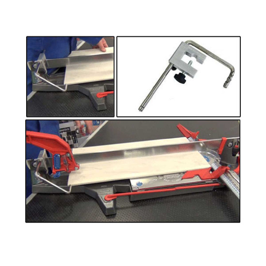 Montolit rear attachment for cutting baseboards