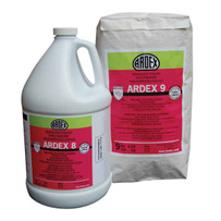 24796 Ardex 8+9 White Rapid Waterproofing and Crack Isolation Compound Convenient Kit