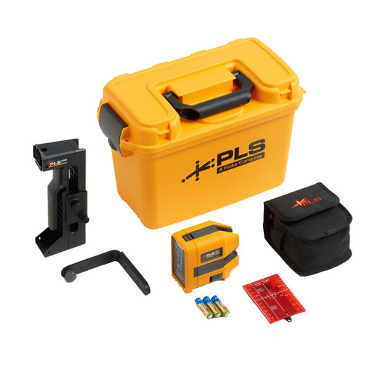PLS180R Laser Level Kit