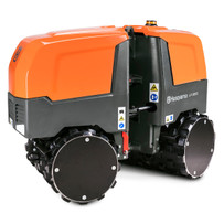967950801 Husqvarna LP 9505 Articulated trench compactor