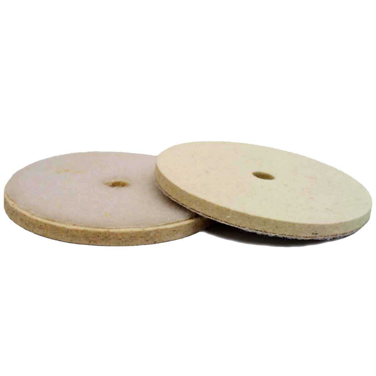 Alpha Felt Wheel for Polishing With Powder