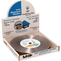 MK-200 Tile & Marble Diamond Blade Bulk Pack